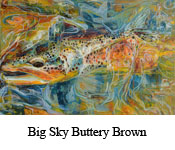 Big Sky Buttery Brown